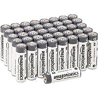 AmazonBasics Lot de 40 piles alcalines AA industrielles