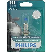 Philips automotive lighting ,12258XV+B1, H1 X-tremeVision AMPOULE DE PHARE ,Single blister