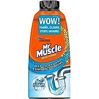 Mr Muscle Drain Foamer Odour Eliminator, 500 ml