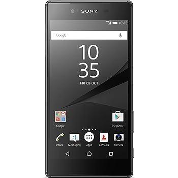 Sony Xperia Z5 32GB 4G Negro - Smartphone (Android, SIM única, NanoSIM, EDGE, GSM, GPRS, HSDPA, HSUPA, LTE) (Importados UK)
