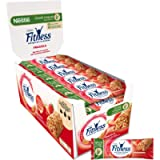 FITNESS FRAGOLA Barretta di Cereali con Frumento Integrale e Fragole 24 Pezzi