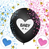 Sunshine smile Gender Reveal Kit,Boy or Girl Party,Baby Shower Balloon,Baby Shower Party,Gender Reveal Party,Boy or Girl…