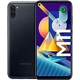 "SAMSUNG Galaxy M11 | Smartphone Dual SIM, Pantalla de 6,4"""", Cámara 13 MP, 3 GB RAM, 32 GB ROM Ampliables, Batería 5.000 mAh,"