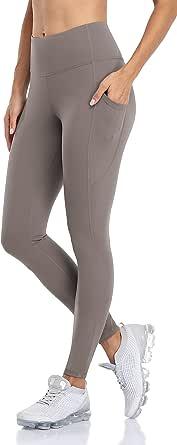 Anwell Sports Leggings Women's Leggings 7/8 High Waist with Pocket Yoga Leggings