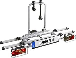 EUFAB CARLO PLUS 11439 Porte-vélos d'attelage (2 vélos)