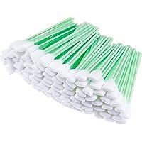 200 Pièces Bâtonnets de Nettoyage en Mousse Tampons de Nettoyage en Mousse Bâton Éponge pour Imprimante à Jet d'Encre…