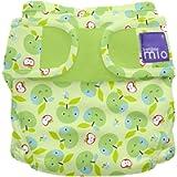 Bambino Mio, mioduo Reusable Nappy Cover, Apple Crunch, Size 1 (<9kgs)