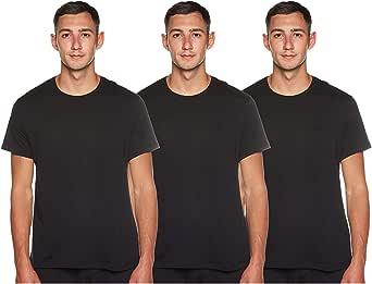 BOSS Men's T-Shirt Rn Co/El (Pack of 2)