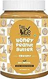 Trubite Natural Honey Peanut Butter (Creamy) (1kg) | 27g Protein | No Added Sugar | No Added Preservatives | Non GMO…