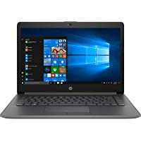 HP 14 8th Gen Intel Core i5 Processor 14-inch Thin and Light Laptop (8GB/1TB HDD/Windows 10 Home/MS Office/Smoke Gray/1…