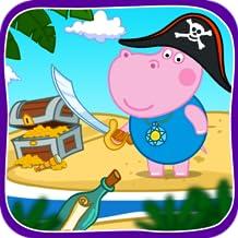 Cazador de tesoros del pirata