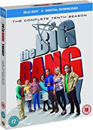 The Big Bang Theory: The Complete Season 10 | People's Choice Award for Favourite Network TV Comedy