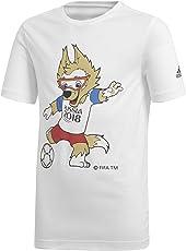 Adidas Kids Football FIFA World Cup TEE