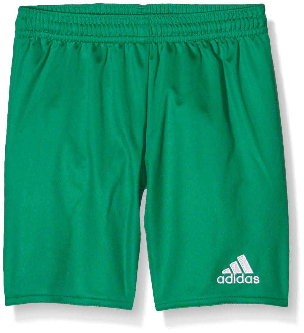 Adidas Parma 16 Sho Wb Short per Uomo, Verde/Bianco (Verfue/Bianco), IT : 5-6 anni ( Taglia produtt