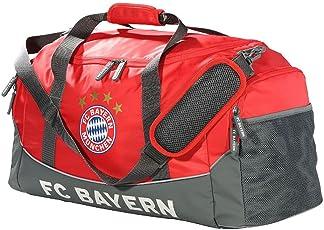 FC Bayern München Sporttasche, rot