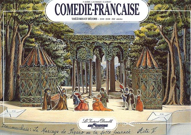 Comédie Française par Anne-Marie Piaulet