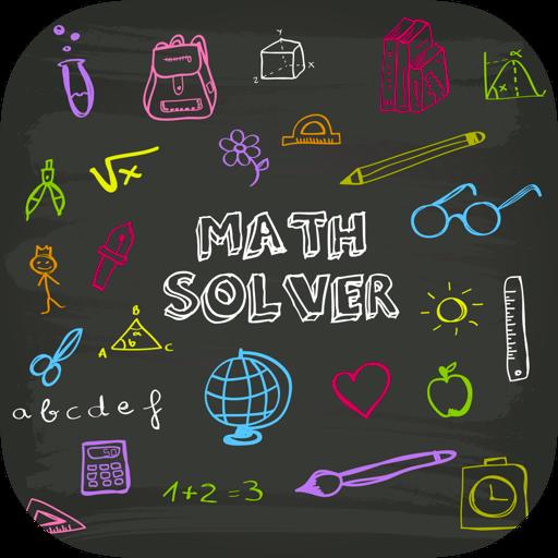 Spider-scanner (Math Solver Plus - Quiz to Train Algebra The Fast Way)