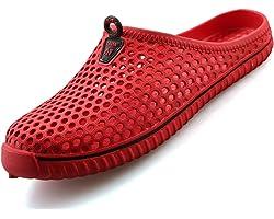 SAGUARO Garden Clogs Unisex Summer Breathable Slippers