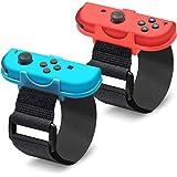 EEEKit Wrist Dance Band para Nintendo Switch Joy Cons Controller Game Just Dance 2020/2019, Correa elástica Ajustable para Jo
