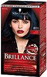 Schwarzkopf - Brillance - Coloration Permanente Intense - Eclat de Nuit Noir Bleuté 891