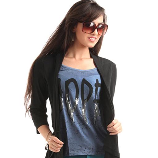 Jeans Tops Designs For Girls - Kameez Kurti