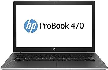 HP ProBook 470 G5 3KY21ES 43,9 cm (17,3 Zoll Full HD) Laptop (Intel Core I7-8550U, 128GB SSD, 1TB HDD, 16GB DDR4 RAM, NVIDIA GeForce 930MX 2GB DDR3, Win 10 Pro) schwarz/silber