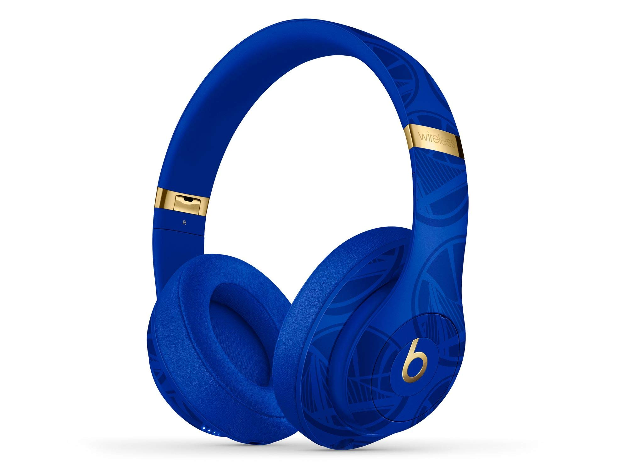 Beats Studio3 Wireless, Over-Ear-Headset, NBA Collection, Golden State Warriors