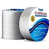 "Tapel Butyl Waterproof Tape - 2"" X 16"" - Lekbestendige Langdurige waterdichte rubberen stopverf Butyl tape voor RV reparatie,"