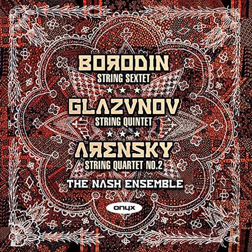 et (unfinished) - Glazunov:: String Quintet Op39 - Arensky: String Quartet No. 2 Op35 ()