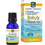 Baby's Vitamin D3, 400 I.U., 0,37 fl oz (11 ml) – Nordic Naturals – Qty 1