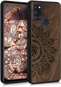 Kwmobile Schutzhülle Kompatibel Mit Samsung Galaxy A21s Elektronik