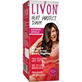 Livon Heat Protect Serum for Women & Men Protection Upto 250°C & 2X Less Hair Breakage  with Heat Activated Proteins   100 ml
