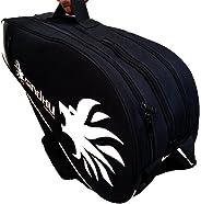 Sindhu Sports Pro-1001 Badminton Racquet Kit Bag/Kitbag (Cover Black Grey)