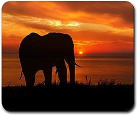 Sterling Gaming JDSMP33 Elephant at Sunset Mousepad