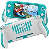 Monico Protective Handheld Cover for Nintendo Switch Lite, Comfortable and Ergonomic Gaming Portable Protective Handheld Cove
