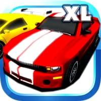 Rennwagen Puzzles 3D für Kinder und Rennauto Fans mit verschiedenen Auto Modellen