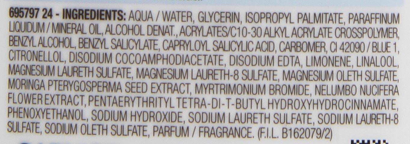 Garnier Skin Active – Leche limpiadora refrescante con Aloe vera para piel normal, 200 ml