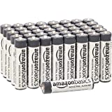 Amazon Basics AAA Industrial Alkaline Batteries (Pack of 40)