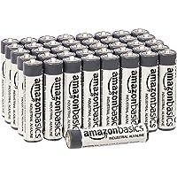 AmazonBasics AAA Industrial Alkaline Batteries (Pack of 40)