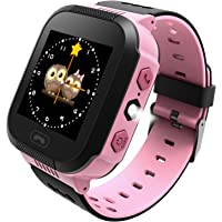 Wekold Enfants Garçons et Filles Station de Base Poignet GM8 Montre Smart Watch Smartwatches