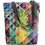BERTONI Sunny Stofftasche Canvas Bag