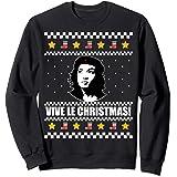 VIVE LE CHRISTMAS Ugly Christmas Sweater Che Alexandria AOC Sweatshirt