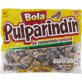 Sacchetto di palle di tamarindo Pulparindina da 100 unità