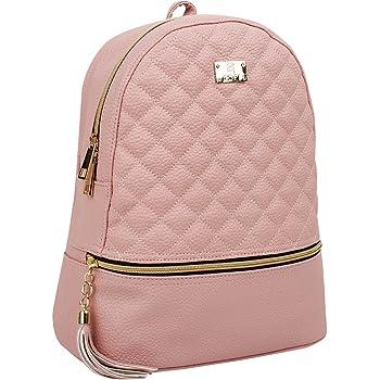 DISNEY MINNIE MOUSE Backpack Rucksack Bag Ladies Primark Pink School Girls Bow