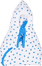 132 Soft Swaddle Sleeping Bag Baby Wrapper (Blue)