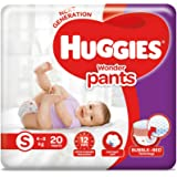 Huggies Wonder Pants, Small Size Diapers, 20 Count