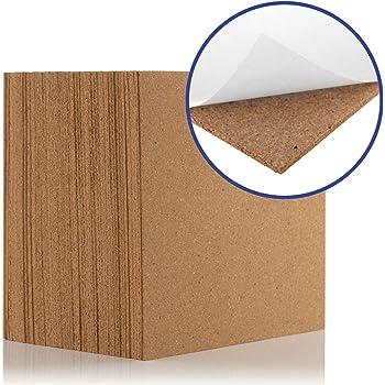 Cork Tiles Self Adhesive 225 Sqm Coverage Natural 300x300mm