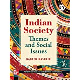 Indian Society: Themes and Social Issues (For civil services and state services examinations)