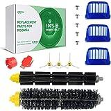 ABClife Kit Cepillos Repuestos de Accesorios Compatible con Aspiradoras iRobot Roomba Serie 600 605 610 615 616 620 625 630 6