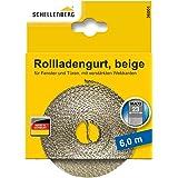Schellenberg rolluikgordel Beige 6 m.
